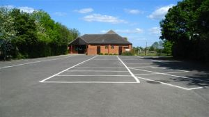 Parking - large car park